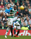 Danny Wilson and Moussa Dembele