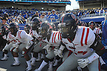 Ole Miss vs. Kentucky at Commonwealth Stadium in Lexington, Ky. on Saturday, November 5, 2011. Kentucky won 30-13...