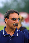 18 June 2003: WUSA commissioner Tony DiCicco. The WUSA All-Star Skills Competition was held at SAS Stadium in Cary, NC.