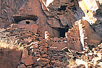 Cliff Dwelling, Mustang Ridge, Apache Reservation