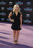"""HOLLYWOOD, CA - April 19: Emily Osment, At Premiere Of Disney And Marvel's """"Guardians Of The Galaxy Vol. 2"""" At The Dolby Theatre  In California on April 19, 2017. Credit: FS/MediaPunch"""
