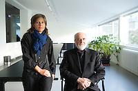 2012, Annie Ratti e Michelangelo Pistoletto_gallery