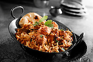 Chicken Biryani Indian Curry  food stock pictures, photos fotos & images