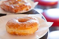 Joe's Donut Shop, in Sandy Oregon