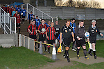 07/04/2011 - Old Barkabbeyans Vs Rush Green - Liberty of Havering Cup Final - Aveley - Essex