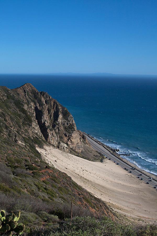Point Mugu State Park, near Malibu, California, USA