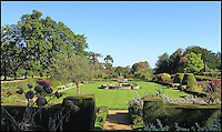 BNPS.co.uk (01202 558833)<br /> Pic: Strutt&amp;Parker/BNPS<br /> <br /> Landscaped gardens..<br /> <br /> Be Lord of your own Manor...DIY skills essential.<br /> <br /> A grand country mansion that has been in the same family for 146 years is on the market - but you'll need deep pockets to become lord of this manor.<br /> <br /> The striking Grade II listed Victorian house, which sits beside an impressive lake and is surrounded by picturesque parkland, is being sold by Strutt &amp; Parker with a &pound;7.2million price tag.<br /> <br /> And while you get a lot for your money - with five cottages, outbuildings and 277 acres included in the sale - the main house is now in need of investment to restore it to glory and bring it up to date with all the mod cons expected in a home.