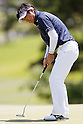 Keiichiro Fukabori, MAY 13, 2012 - Golf : Keiichiro Fukabori putt on the 12th green during the PGA Championship Nissin Cupnoodles Cup 2012 final round at Karasuyamajo Country Club, Tochigi, Japan. (Photo by Yusuke Nakanishi/AFLO SPORT) [1090]