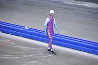 SCHAATSEN: HEERENVEEN: 18-06-2014, IJsstadion Thialf, Zomerijs training, ©foto Martin de Jong