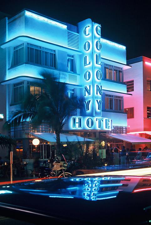 colony hotel art deco district south beach
