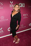 MTV Teen Mom 2 & 16 & Pregnant 2A.;s Jenelle Evens Attends OK! Magazine's Annual 'SO SEXY' event in New York, toasting the City's sexiest celebrities of 2015 and NY's most-glamorous at HAUS Nightclub.