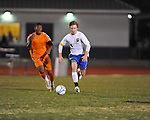 Oxford High vs. Jackson Callaway in boys MHSAA Class 5A playoff soccer action in Oxford, Miss. on Tuesday, January 24, 2012. Oxford won 3-1.