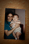 File photograph of Dr. Nayna Patel and Brady Kim who the first baby to a western couple delivered on February 2nd 2007 at the Akanksha Infertility Centre &amp; IVF Centre in Anand, Gujarat, India.