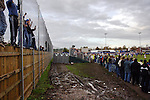 Chasetown 1 Oldham Athletic 1, 06/11/2005. The Scholars Ground, FA Cup 1st Round. Photo by Simon Gill.