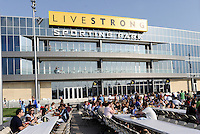 LIVESTRONG Sporting Park.