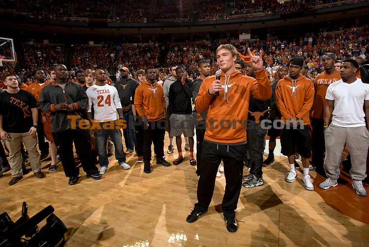Texas Longhorn Football Team