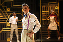 London, UK. 23.10.2014. A HARLEM DREAM choreographed by Ivan Blackstock, opens in the Maria, at the Young Vic. Picture shows: Chris Arias. Photograph © Jane Hobson.