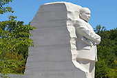 August 23, 2011 (Washington, DC)  A photo of the Martin Luther King Jr. National Memorial in Washington, DC.   (Photo by Don Baxter/Media Images International)