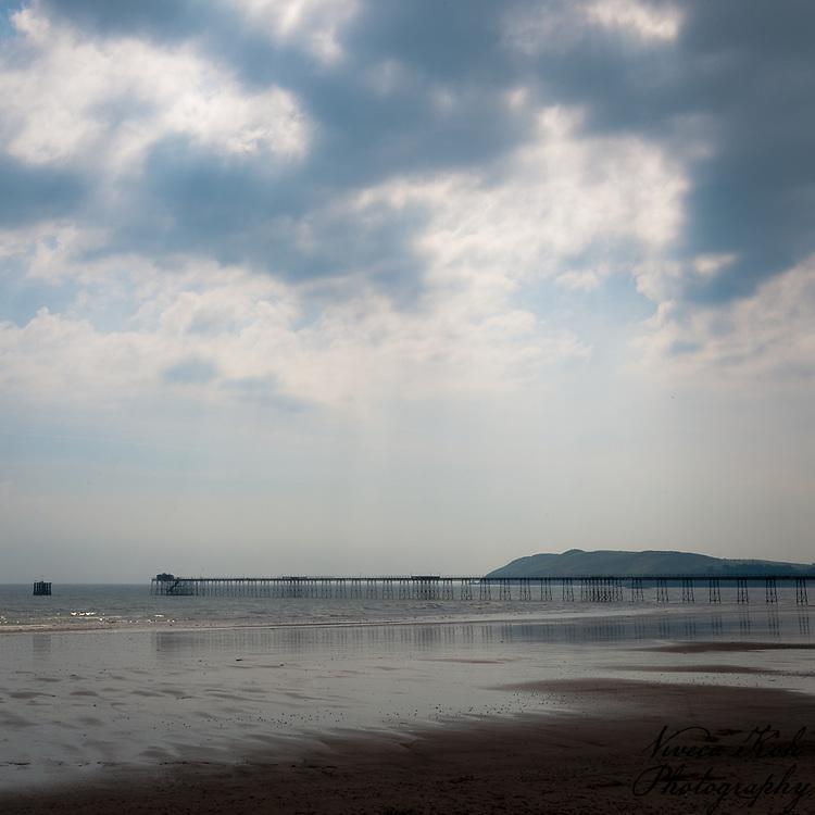 Ramsey Beach, Isle of Man.