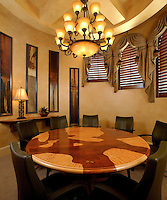 Traditional conference room