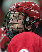 Brendan Smith (Cornell - 2) - The Harvard University Crimson defeated the visiting Cornell University Big Red on Saturday, November 5, 2016, at the Bright-Landry Hockey Center in Boston, Massachusetts.