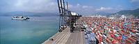 Shipping & ports, China & Asia