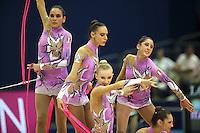 2009-WC MIE-Anzhelika Savrayuk and Italian Group