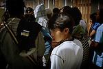 [English]  Ali-Karam, 15, is Hazara. This minority is trying to reconstruct in Afghanistan, after having been persecuted by Massoud's army and Talibans.<br /> <br /> [Francais]  Ali-Karam est Hazara. Massacr&eacute;e et persecut&eacute;e par les hommes du parti de Massoud puis sous les Talibans, cette ethnie tente de se reconstruire mais reste soumise a de nombreuses discriminations en Afghanistan. Issu d'une famille tres pauvre, Ali-Karam n'a pas eu acces a l'education. C'est son oncle qui a insiste pour qu'il parte travailler en Europe dans le but d'envoyer ensuite de l'argent a sa famille restee en Afghanistan. Comme beaucoup de jeunes dans sa situation, c'est donc vers l'Angleterre qu'il se dirigera, apres trois semaines a Paris. Il n'a pas encore 15 ans.