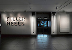 Killer Heels: The Art of the High-Heeled Shoe Installation Views