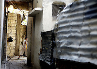Ein el-Hilweh / Ain el-Hilweh, Saida / Sidon , Lebanon 20081022 - Palestinian reguees in Lebanon - A young boy in the largest Palestinian refugee camp in Lebanon - Ein el-Hilweh. Photo/copyright: Torbjorn Gronning