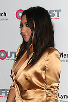LOS ANGELES, CA - OCTOBER 23: Shay Mitchell at the 2016 Outfest Legacy Awards at Vibiana in Los Angeles, California on October 23, 2016. Credit: David Edwards/MediaPunch