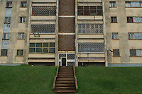 Makerere apartments being refurbished.