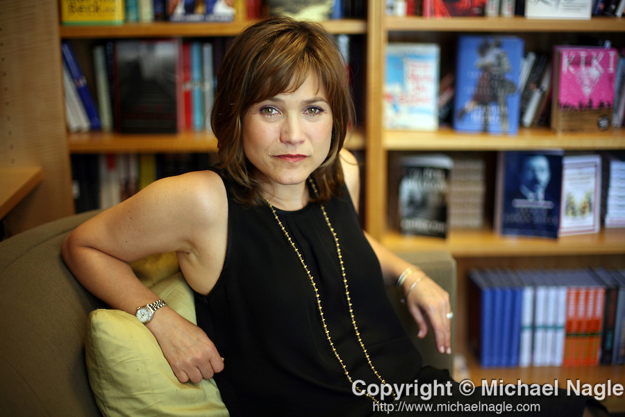 New York July   Literary Agent Suzanne Gluck Poses For A