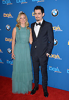Damien Chazelle &amp; Jasmine McGlade at the 69th Annual Directors Guild of America Awards (DGA Awards) at the Beverly Hilton Hotel, Beverly Hills, USA 4th February  2017<br /> Picture: Paul Smith/Featureflash/SilverHub 0208 004 5359 sales@silverhubmedia.com