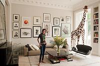 A Gem of an Apartment, London