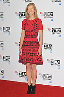 Rosamund Pike at the 60th BFI London Film Festival &quot;A United Kingdom&quot; opening gala press conference and photocall, The May Fair Hotel, Stratton Street, London, England, UK, on Wednesday 05 October 2016.<br /> CAP/CAN<br /> &copy;CAN/Capital Pictures /MediaPunch ***NORTH AND SOUTH AMERICAS ONLY***