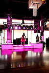 Lighthouse at Chelsea Peers.Party Decor.Bat Mitzvah..Decorator:  X-Quisite Designs, New Rochelle...