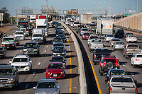 I-35 is the backbone of Austin's local transportation network. In some segments, its has more than 200,000 vehicles today and that threatens the economic livelihood of Austin, Texas.