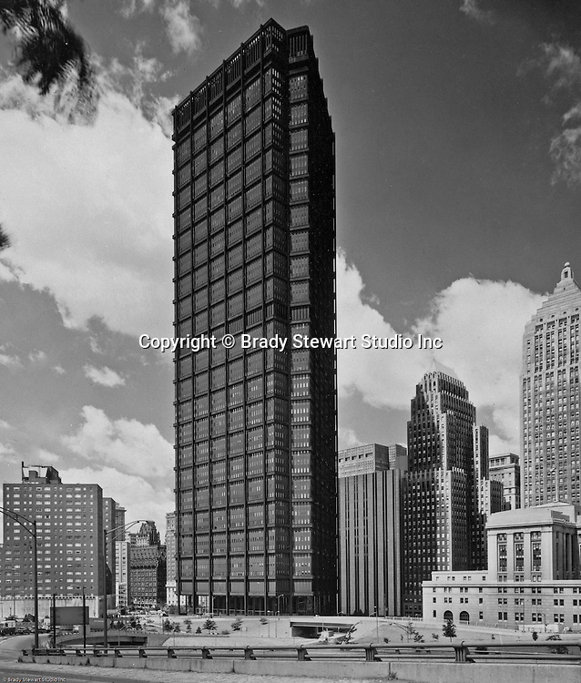 The united states steel building the brady stewart for Floor 2 pittsburgh