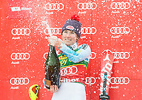 20150222: SLO, Alpine Ski - 51th Golden Fox - FIS SKI World Cup Alpine Ladies Slalom