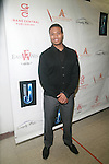 Anwar Robinson Attends the 7th Annual African American Literary Awards Held at Melba's Restaurant, NY  9/22/11