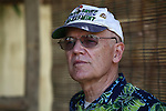 """Keith Soukkala, 68, of Warrenton, Ore., served as a Marine in the Vietnam War from May 1968 to June 1969. He first returned to Da Nang, Vietnam five years ago because he wanted to see how the country had changed since the war. Drafted after college, Soukkala joined the Marines """"instead of letting the Army get me"""" and was commissioned as a second lieutenant. But he describes himself as a reluctant warrior. """"I was trained well, but I didn't like it over here,"""" he says. """"I didn't like hunting people. That's what we were sent over here to do, was to kill people."""" Soukkala returned to Vietnam in 2008 after a war buddy raised money to build a school near their old base, and he  has come back every year since then. He usually stays several months and spends part of his time volunteering to help with logistics for a group of Alaskan dentists who work each year in remote villages. Soukkala has been humbled by how well he's been received as a U.S. war veteran, especially by former North Vietnamese and Viet Cong soldiers. """"I never see any animosity from them,"""" he says, of his former enemies. """"In fact, they just seem real happy that we're here."""" Feb. 11, 2013."""