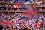LAST NIGHT OF THE PROMS STOCK PHOTOGRAPHY PHOTOS ALBERT HALL LONDON ENGLAND UK