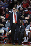 01 December 2010: Tim Jankovich during an NCAA basketball game between the University of Nevada Las Vegas Runnin' Rebels and the Illinois State Redbirds at Redbird Arena in Normal Illinois.