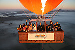 20110725 Monday July 25 Gold Coast Hot Air ballooning