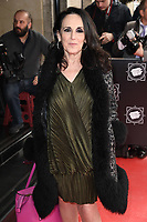 Lesley Joseph at the TRIC Awards 2017 at the Grosvenor House Hotel, Mayfair, London, UK. <br /> 14 March  2017<br /> Picture: Steve Vas/Featureflash/SilverHub 0208 004 5359 sales@silverhubmedia.com