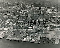 1965 January 14..Redevelopment.Downtown South (R-9)..Norfolk Waterfront.View looking North...PHOTO CRAFTSMEN INC..NEG# 54-830A.NRHA# 3246..