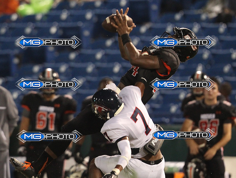 140912 Hoover vs Oak Mountain Football