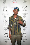 Hip Hop Artist Shea  - Arrivals: New Premium Lounge Signed by INDASHIO Men's Collection Fashion Show at AUDI FORUM, NY  9/13/11