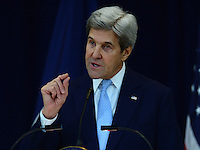 Sec. Kerry Mid East Peace remarks